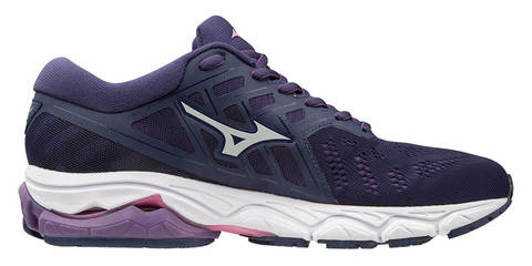 Mizuno Wave Ultima 11 кроссовки для бега женские синие