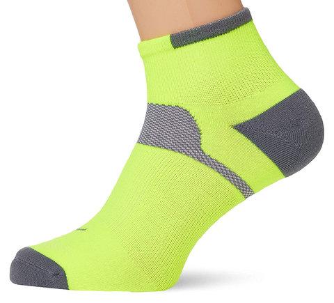 Mizuno Drylite Race Mid носки желтые