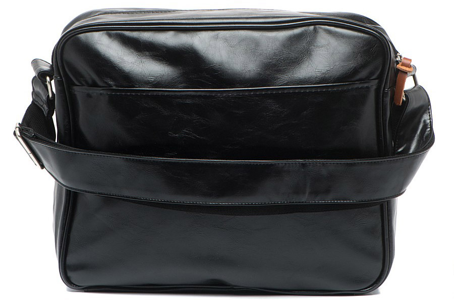 Сумка Asics Messenger Bag black - 2