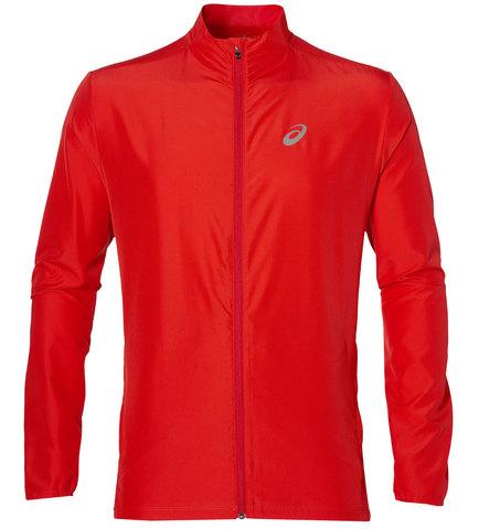 ASICS RUNNING мужская куртка для бега красная