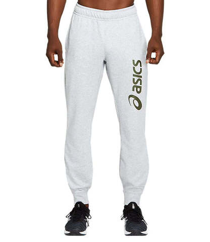 Asics Chest Big Logo спортивный костюм мужской хаки