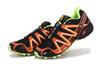 Кроссовки Salomon Speedcross 3 orange - 2
