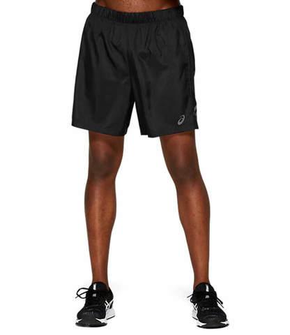 Asics Icon Short шорты для бега мужские черные