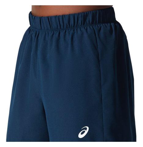 "Asics Katakana 5"" Short шорты для бега мужские темно-синие"