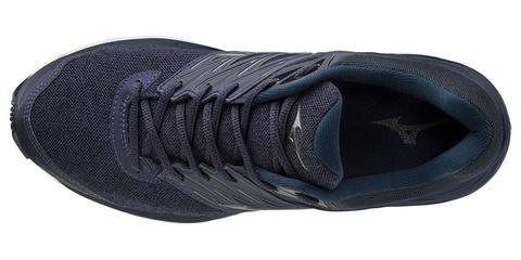 Mizuno Wave Paradox 5 кроссовки для бега мужские темно-синие