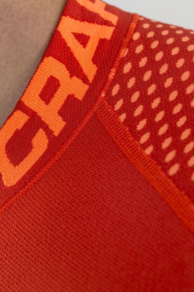 Комплект термобелья Craft Warm Intensity мужской оранжевый - 3