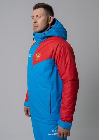 Nordski National 2.0 утепленный лыжный костюм мужской