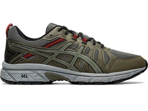 Asics Gel Venture 7 кроссовки-внедорожники для бега мужские хаки