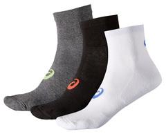 Asics 3PPK Quarter Sock носки беговые