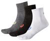 Asics 3PPK Quarter Sock носки беговые - 1