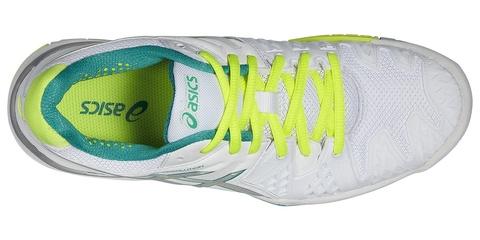 Asics Gel-Resolution  6 Обувь теннисная женская белые