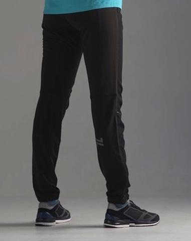 Nordski Premium Run костюм для бега женский Blue-Black