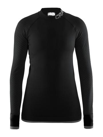 Craft Warm Intensity термобелье женское рубашка черная
