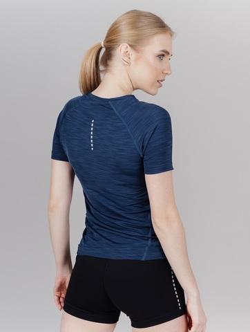 Nordski Pro футболка тренировочная женская blue