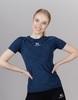 Nordski Pro футболка тренировочная женская blue - 1