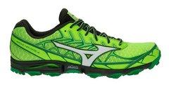 Mizuno Wave Hayate 4 мужские кроссовки для бега зеленые