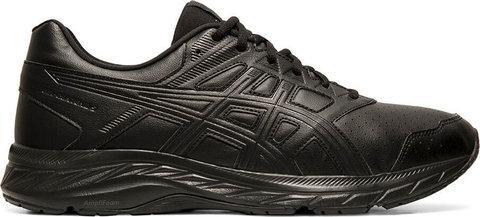 Asics Gel-Contend 5 SL кроссовки беговые мужские черные