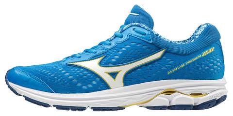 Mizuno Wave Rider 22 беговые кроссовки женские синие