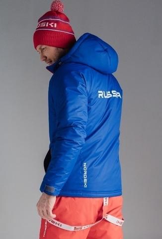 Nordski Motion Patriot Montana утепленный лыжный костюм мужской