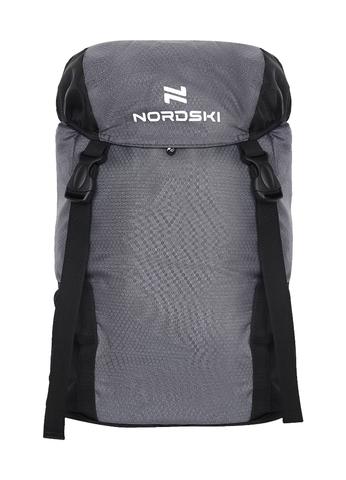 Nordski Sport рюкзак спортивный grey-black