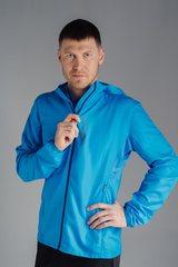 Nordski Run куртка ветровка мужская Light Blue