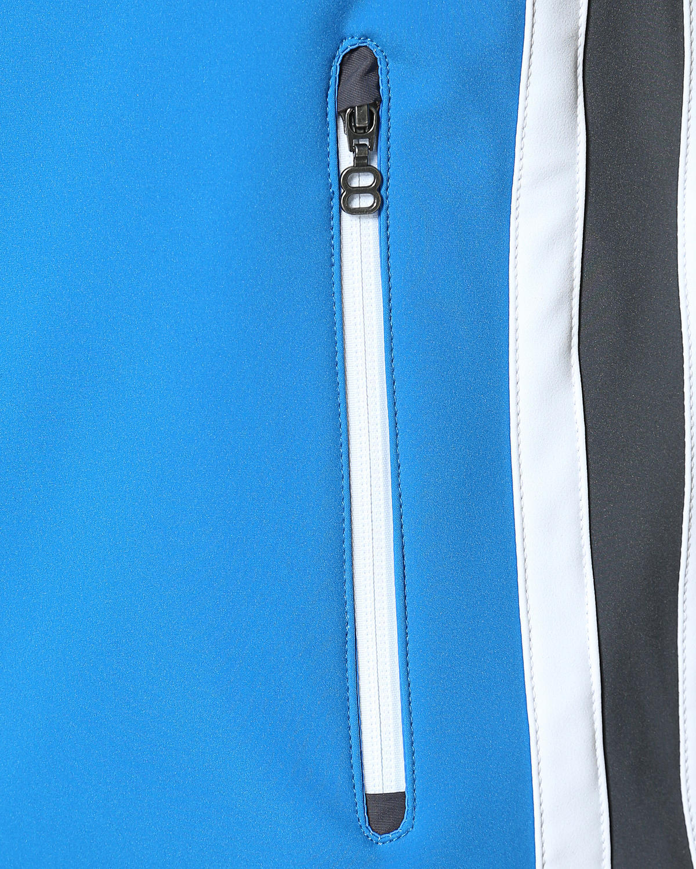 Горнолыжная куртка 8848 Altitude Steam Blue - 5