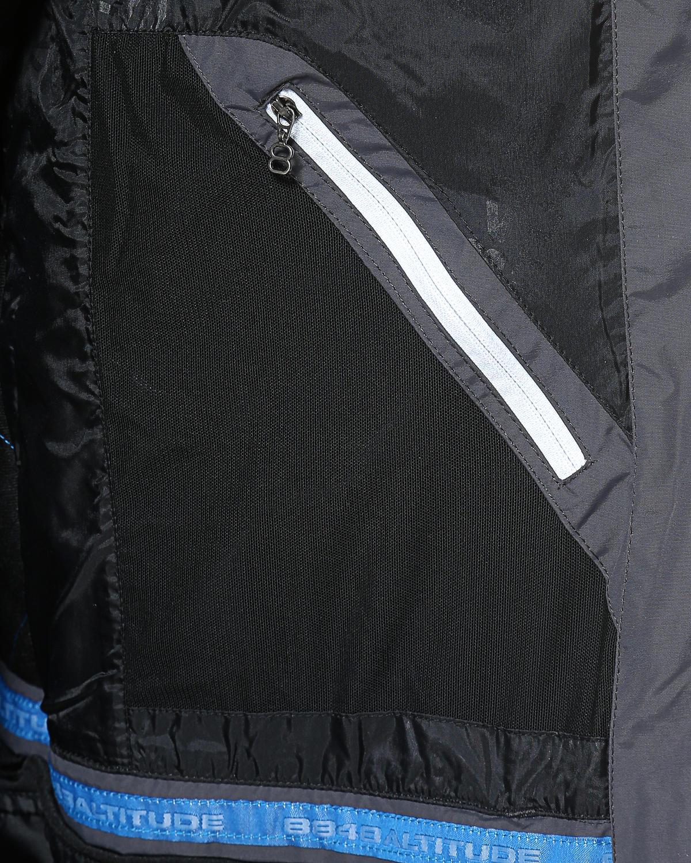 Горнолыжная куртка 8848 Altitude Steam Blue - 8