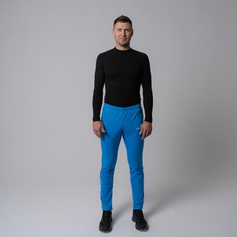 Nordski Pro RUS разминочные брюки мужские