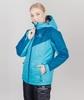 Nordski Premium Sport теплый лыжный костюм женский aquamarine - 4