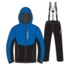 Nordski Montana Premium утепленный лыжный костюм мужской - 4