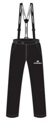 Nordski Premium 2020 теплые брюки женские black