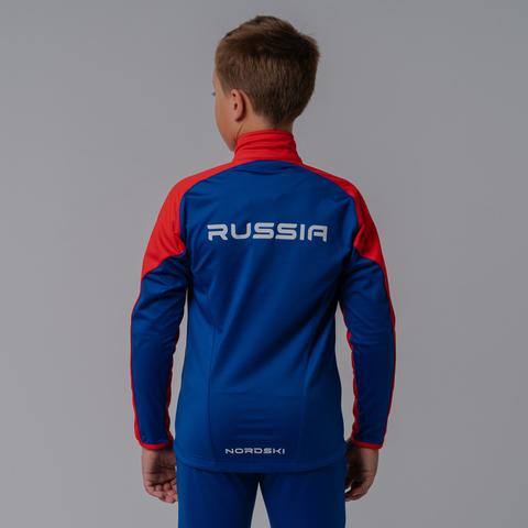 Nordski Jr Premium Patriot детская лыжная куртка