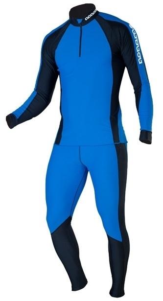 Лыжный комбинезон унисекс Noname XC suit (blue-black)