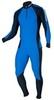 Лыжный комбинезон унисекс Noname XC suit (blue-black) - 1