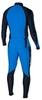 Лыжный комбинезон унисекс Noname XC suit (blue-black) - 2
