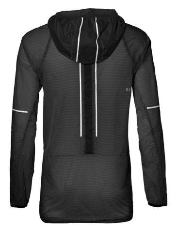 Ветрозащитная куртка женская Asics Lite-Show черная