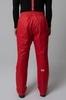 Nordski Premium теплые лыжные брюки мужские красные - 3