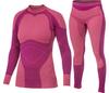 Комплект термобелья Craft Warm Pink женский - 1