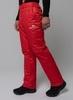 Nordski Premium теплые лыжные брюки мужские красные - 4