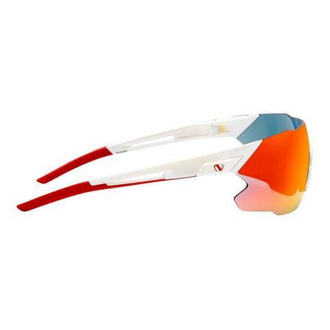 NORTHUG Silver спортивные очки white-red