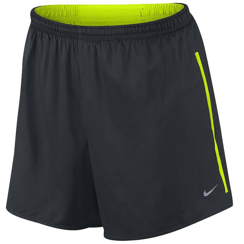 """Шорты л/а Nike 5"""" Raceday Short чёрные"""
