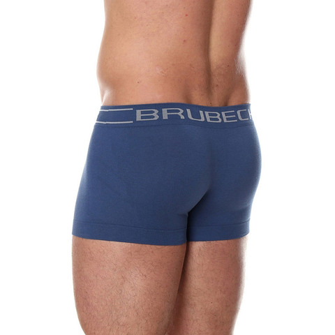 Brubeck Comfort Cotton трусы мини боксеры мужские джинс