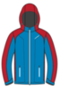 Nordski National утепленный лыжный костюм мужской Blue-Black - 4