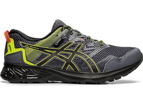 Asics Gel-Sonoma 5 G-TX кроссовки-внедорожники для бега мужские серые