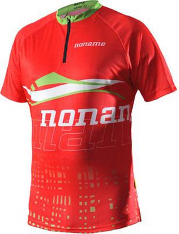Noname Battle UX футболка для бега унисекс красная