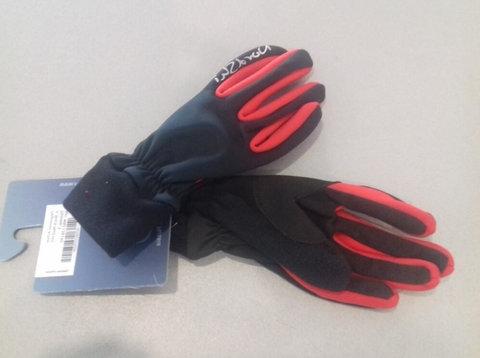 Nordski Active WS лыжные перчатки black-red