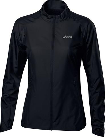 Ветровка женская Asics Woven Jacket black