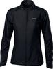 Ветровка женская Asics Woven Jacket black - 1