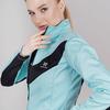 Утепленный лыжный костюм женский Nordski Base Premium mint - 4