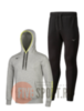 Mizuno Athletic Sweat спортивный костюм мужской grey-black - 1
